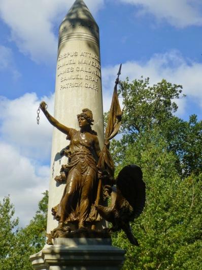 crispus attucks monument